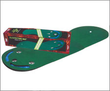 3' X 9' Putting Mat